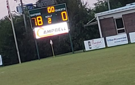 Greenwood JV Soccer Wins 8-0