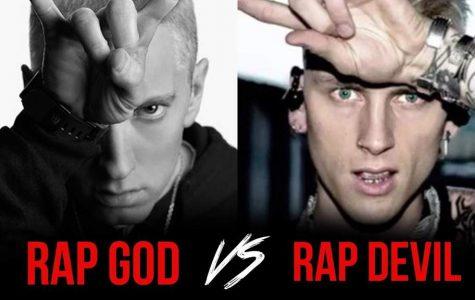 MGK vs Eminem