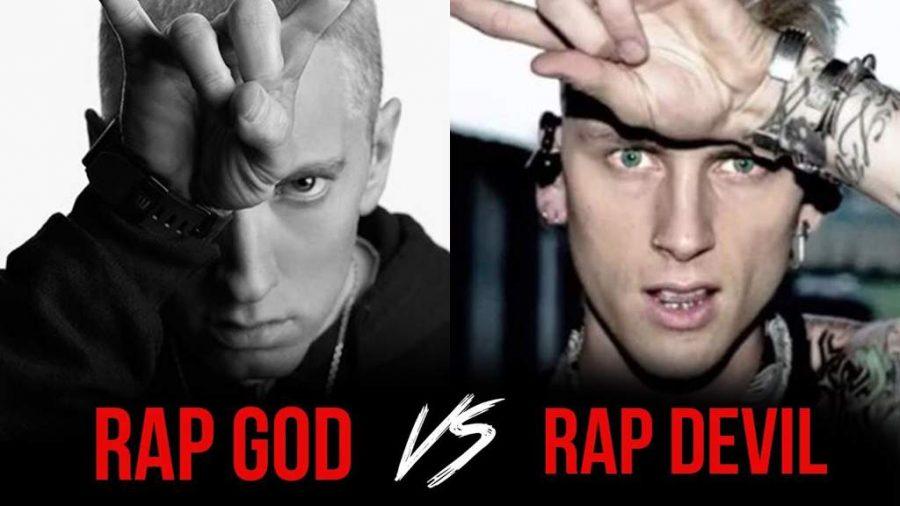 MGK+vs+Eminem