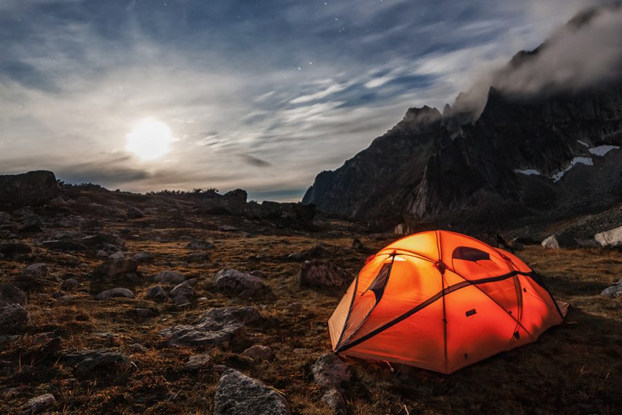 The+Benefits+and+Disadvantages+of+Camping