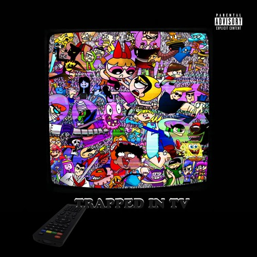 Trapped in TV by Joey Trap