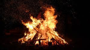 Get Ready for GHSs Fall Bonfire