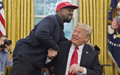 Kanye and Trump are BFFs?