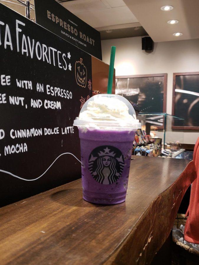 Starbucks New Halloween Frappuccino
