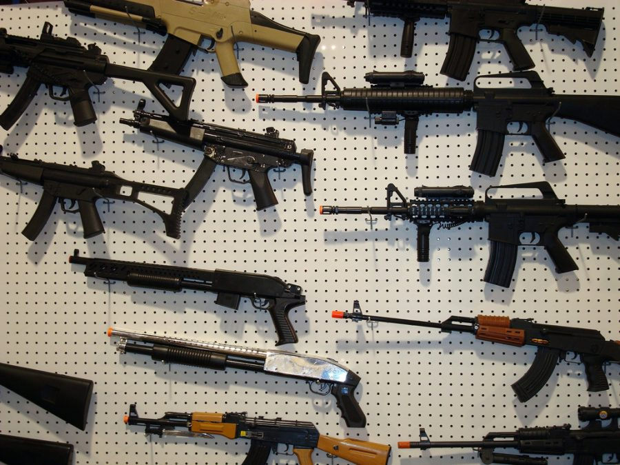 Stricter Gun Laws Would Prevent More Mass Shootings