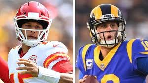 Patrick Mahomes and Jared Goff Both Going Undefeated
