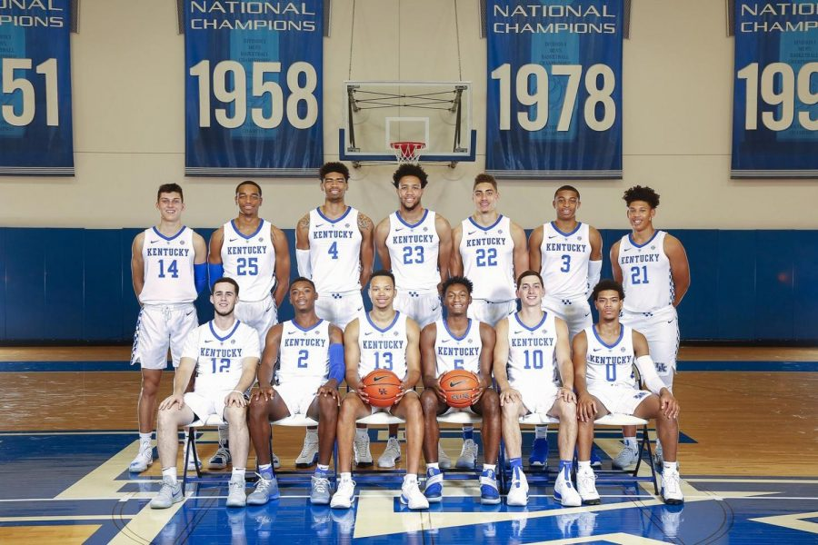 Kentucky's Much Anticipated Basketball Season Preview