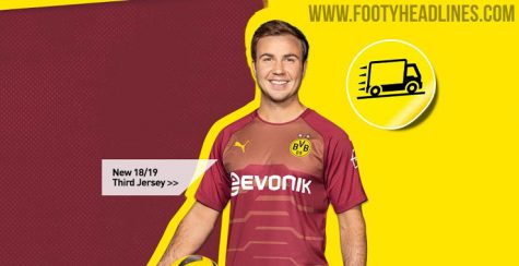 uk availability 440b8 4bd0d Best Soccer Kits Of 2018-19 – The Daily Chomp
