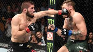 Khabib Nurmagomedov Dominates Conor McGregor In the Ring, Chaos Follows