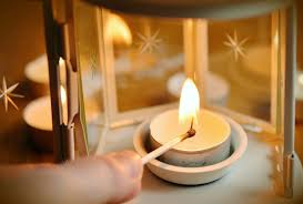 The Simple Process of Candle Making