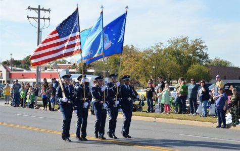 Greenwood Participating in Upcoming Veteran's Day Parade