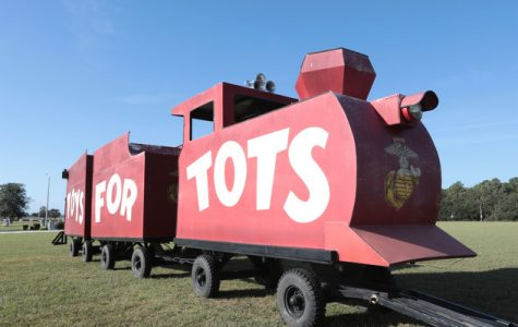 Toys for Tots is Starting Soon