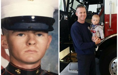 Eric Smith: a Marine, a Firemen, and a Paraplegic