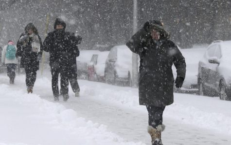 Historic Snowstorm Buries Chicago Area
