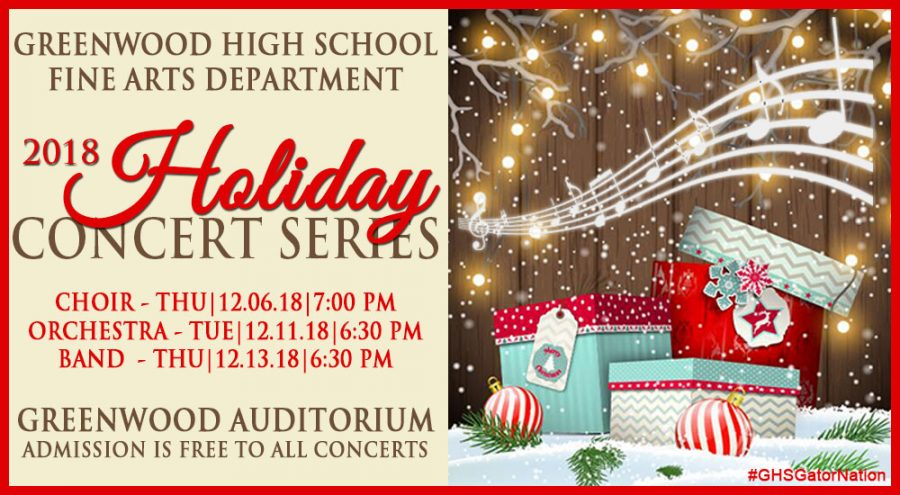 Greenwood+High+School+Presents+Holiday+Concerts