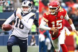 NFL's Young Guns Square Off