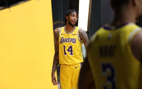 Lakers In Process Of Making A Championship Run