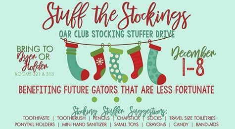 Help Spread Some Holiday Cheer to Future Gators!