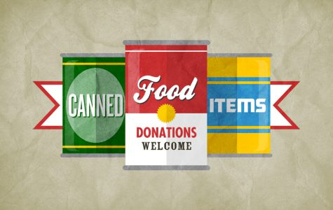 FFA Canned  Food Drive