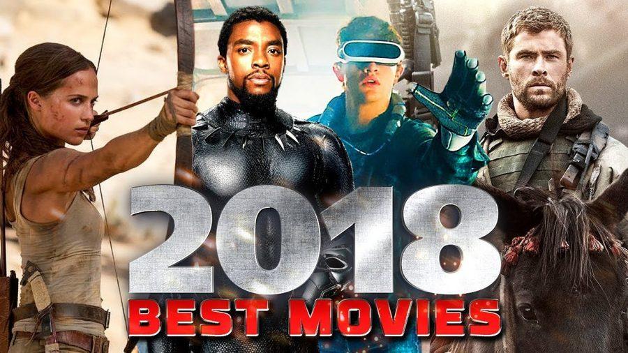 My Top 5 Favorite Movies of 2018