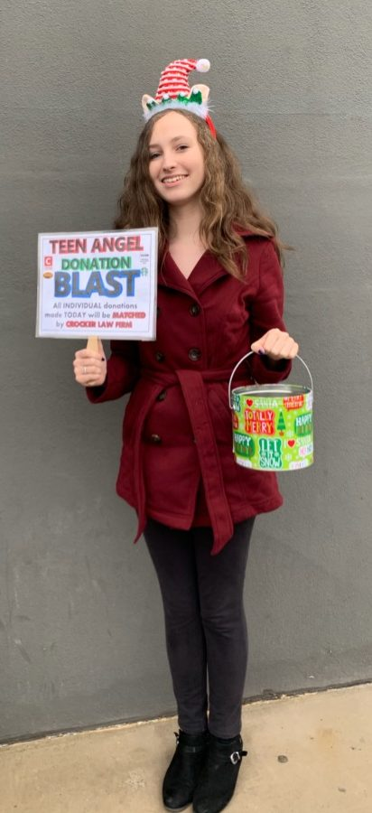 Teen+Angel+Donation+Blast+Breaks+the+Banks