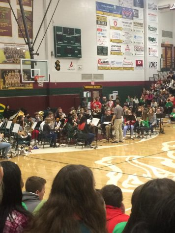 Greenwood Orchestra Performs This Year's Halloween Concert
