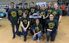 Robotics Team to Enter Southern Regional Tournament