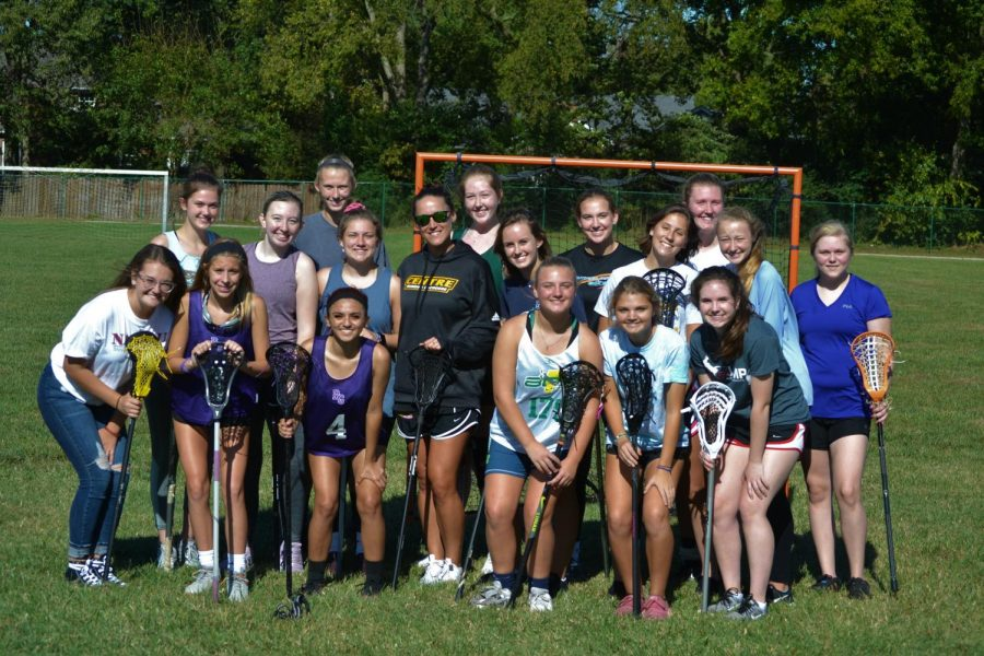 Lacrosse: A Fresh Start