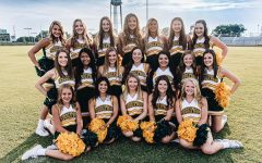 Greenwood Cheerleaders are heading to Nationals