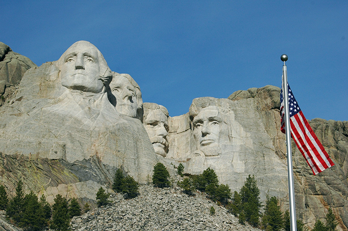 While Washington, Jefferson, Roosevelt, and Lincoln have a special place at Mt. Rushmore, President's Day celebrates all of our nation's commanders in chief.