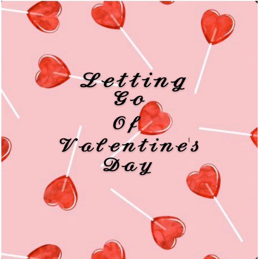 Playlist 1: Letting Go of Valentine's Day