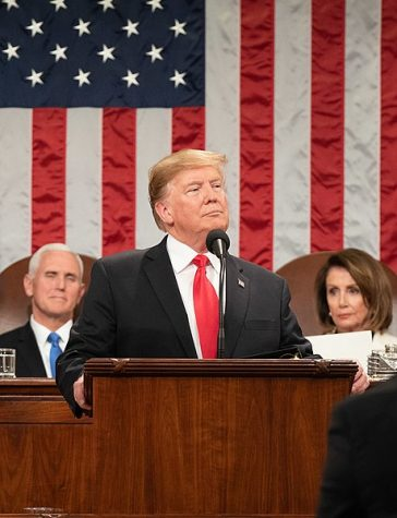 President Trump Delivers Third State Of The Union Address