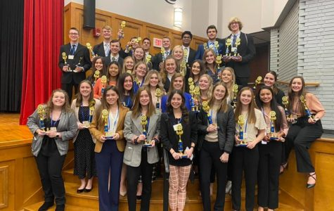 Greenwood FBLA Tops Regional Competition