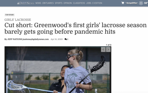 Gator Lacrosse Featured in Daily News
