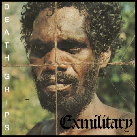Death Grips - Exmilitary [Review]