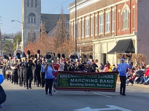 Greenwood Marching Band Talks About Their Return Season